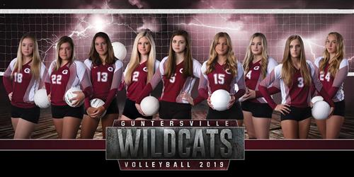 2019 GHS Wildcat Volleyball