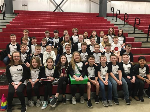 Cherokee Technology Team wins at Regional Technology Competition